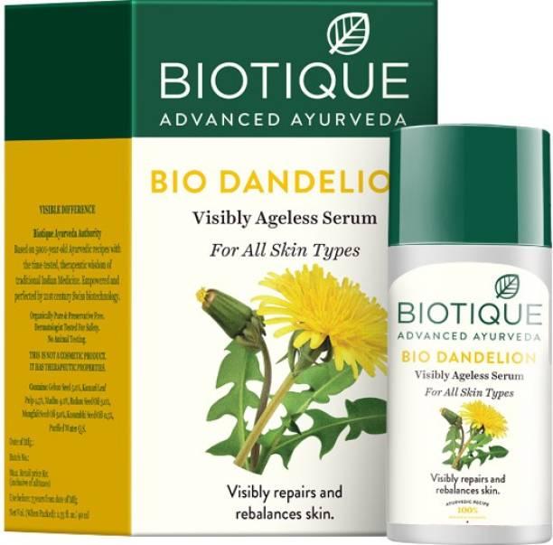 BIOTIQUE Dandelion Ageless Serum
