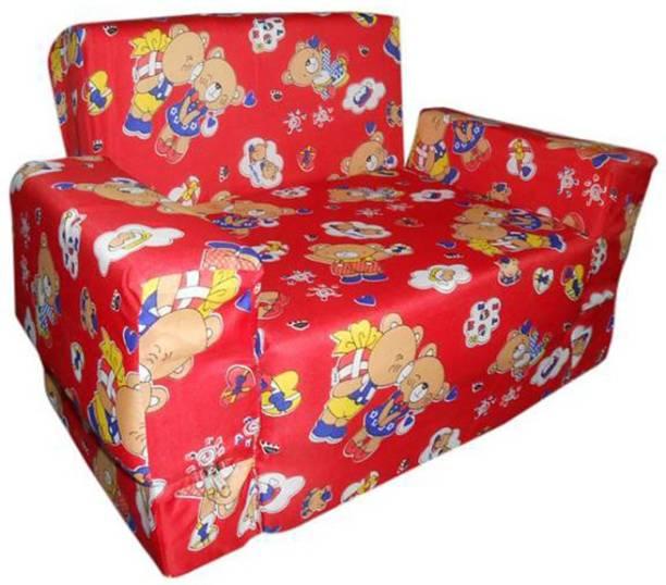 Amazzing Kids Ultra Foam Inflatable Sofa Cum Bed Inflatable Sofa cum bed (Red) Sofa cum bed Sofa Cum Bed