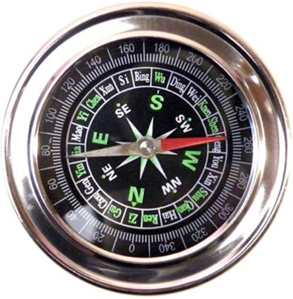 Productmine Compass Stainless Steel Military Magnetic Compass For Feng Shui / Travel Compass