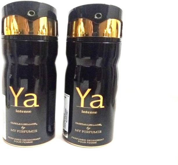 PARFUMDELUXE YA INTENSE Deodorant Spray  -  For Women
