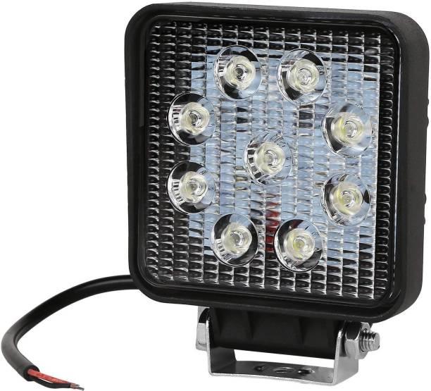 SLAMPZ LED Fog Lamp Unit for KTM, Maruti Suzuki, Hyundai, Yamaha, Mahindra, Suzuki, Volkswagen 800, Thar, Grand Dicor, GT650R, Cruze, Yeti, i10 Active, Polo GT