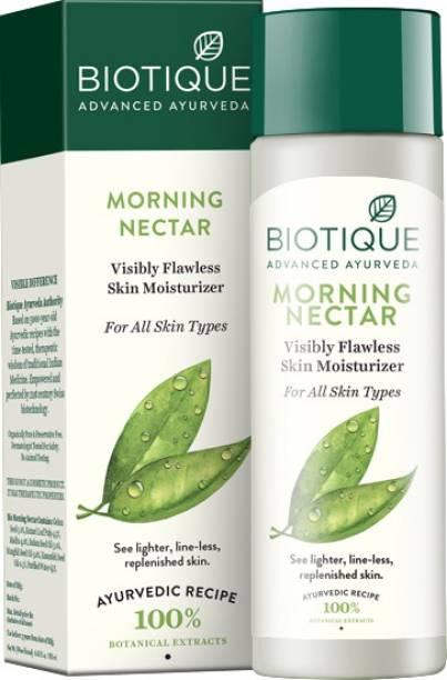 BIOTIQUE morning nectar skin moisturizer