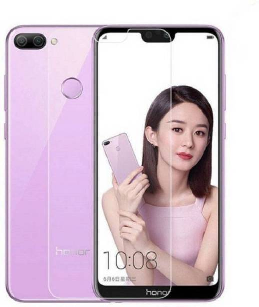 Mercury Case Tempered Glass Guard for Honor 9N
