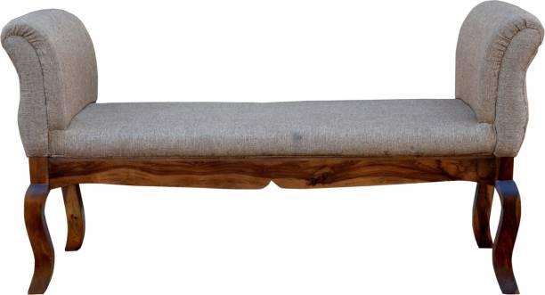Balaji Wooden Sheesham Wood Solid Wood 2 Seater