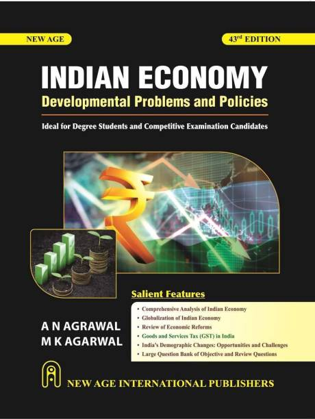 Indian Economy: Developmental Problems and Policies