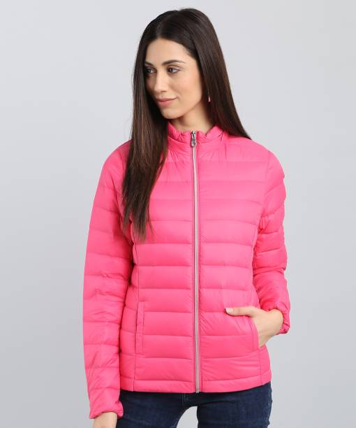 5b1409417 Pink Winter Jackets - Buy Pink Winter Jackets Online at Best Prices ...