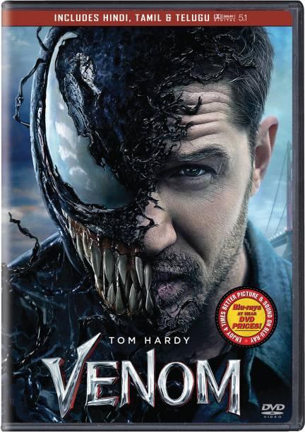 Venom - Exclusive on Flipkart
