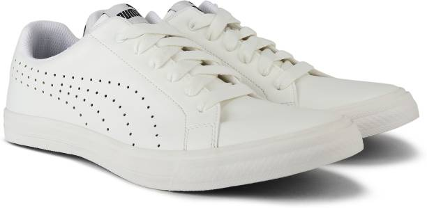f669f980ca1 White Puma Shoes - Buy White Puma Shoes online at Best Prices in ...