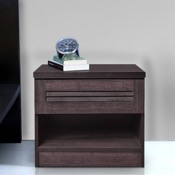 Hometown bolton Engineered Wood Bedside Table