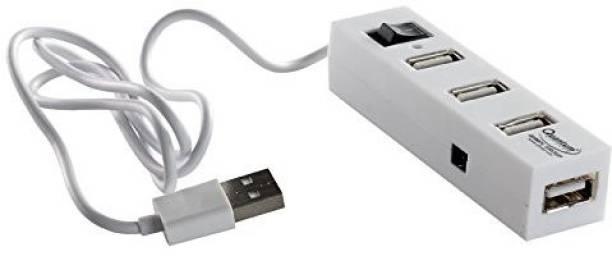 QUANTUM QHMPL 4 port Usb Hub QHM 6660 USB Hub