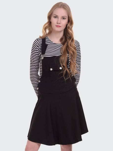 2b2ce040f273 Dungarees for Women - Buy Women Dungarees   Dangri Suit Online at ...