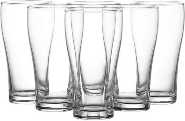 Ocean (Pack of 6) 1B01015 Glass Mug ,425 ml, Pack of 6 Glass Set Glass Set