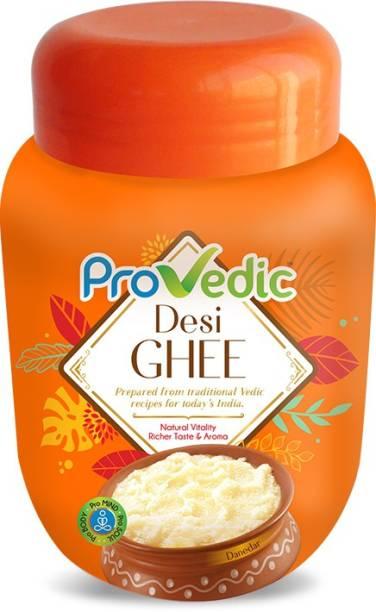 ProVedic Pure Desi Ghee 1L Jar 1 L Plastic Bottle