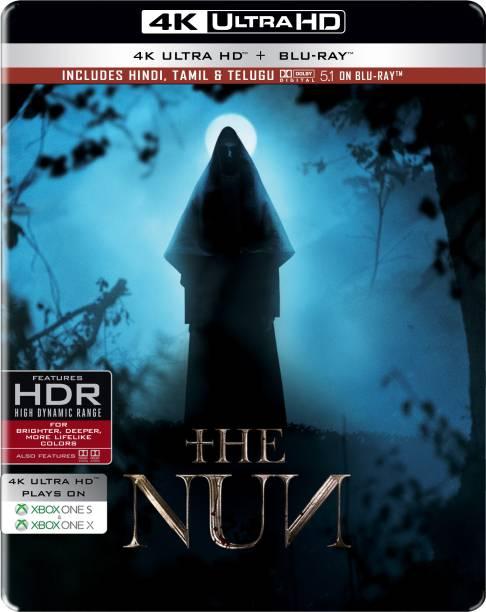 The Nun (Steelbook) (4K UHD & HD) (2-Disc)