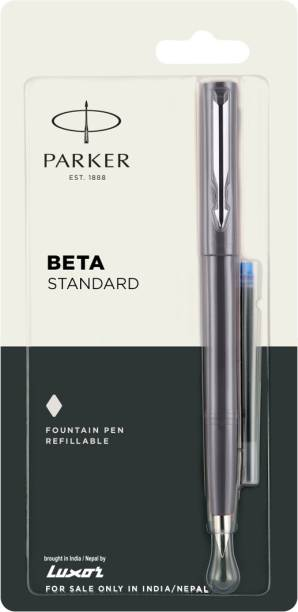 PARKER Beta standard Grey Fountain Pen
