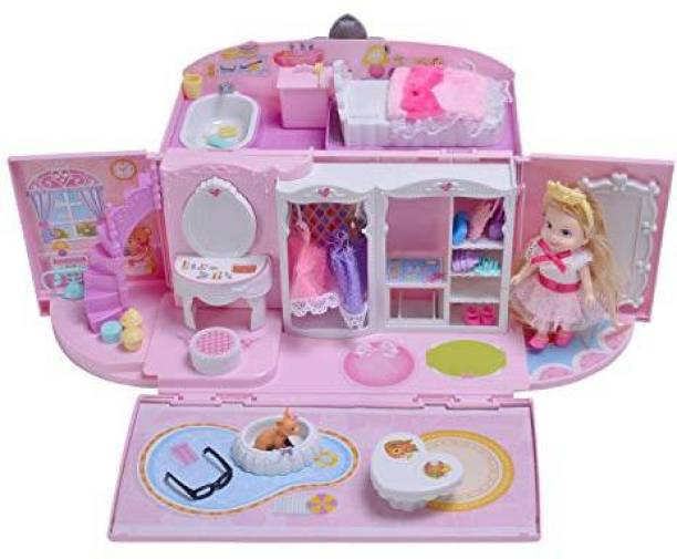 Smartcraft Handbag Play House, Pretend Play House for Kids