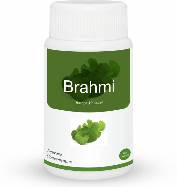 Herb Essential Brahmi (Bacopa monnieri) 500 mg - 60