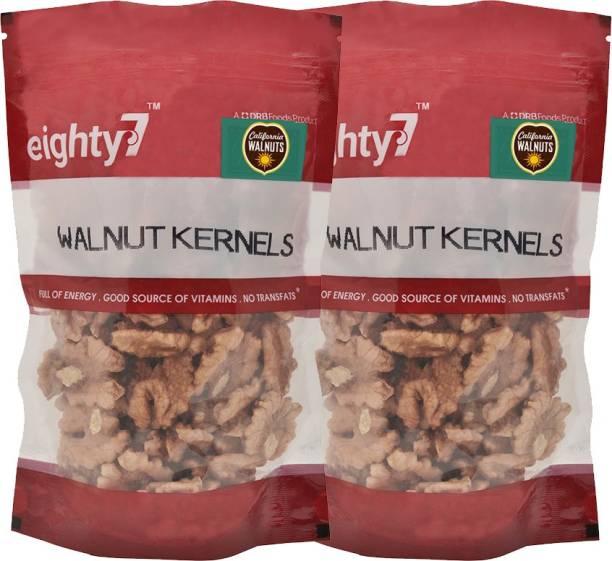 Eighty7 California Walnut Kernels(180g each) - Pack of 2 Walnuts