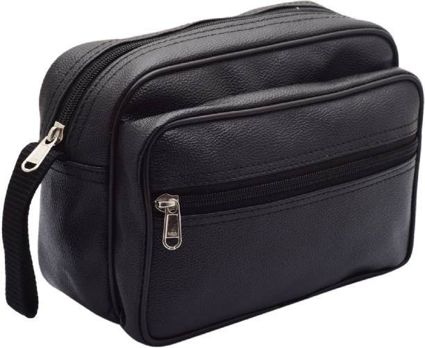 04af5a766c HAVE A LOOK Toiletry Bag Travel Kit Organizer Shaving Bag Travel Toiletry  Kit