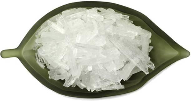 PMW Menthol Crystals - Pudina ki Phul - Peppermint - 25 Grams