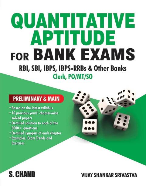 Quantitative Aptitude for Bank Exams (Preliminary & Main)