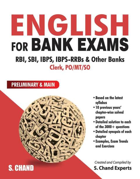 English for Bank Exams ( Preliminary & Main)