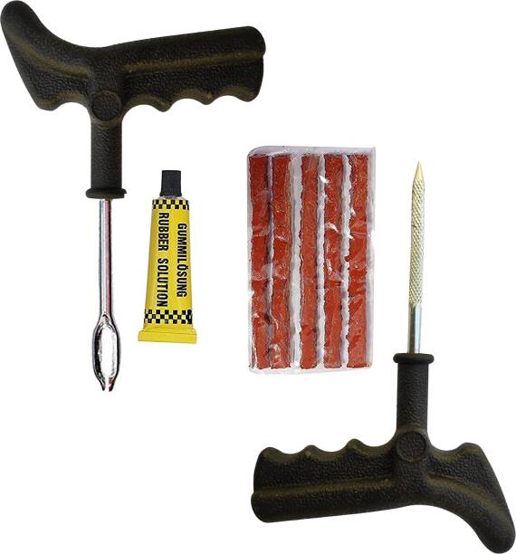 amiciAuto AT-299 Tubeless Tyre Puncture Repair Kit
