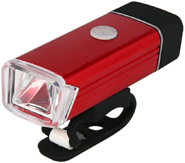 Waterproof USB Rechargeable Bright LED Bicycle Bike Front Light Headlight Lamp Y