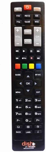 Dish TV HD Remote with Recording Dish TV Remote Controller