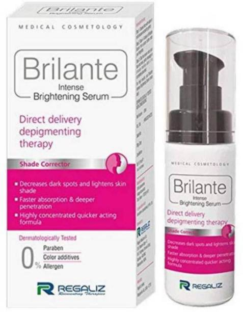 Regaliz Brilante Intense Brightening Skin Serum
