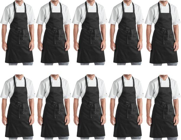AIRWILL Cotton Home Use Apron - Free Size