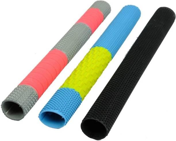 Lurags Platinum Super Combo of Three Multicolour bat grip