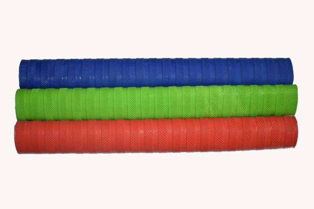 Lurags Beta Combo of Three Multicolour bat grip