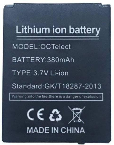 VR WORLD Mobile Battery For  Smart watch DZ A1 GT08 DZ09