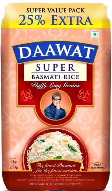 Daawat Super Basmati Rice (Long Grain)