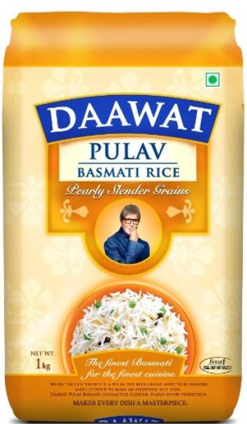 Daawat Pulav Basmati Rice (Long Grain)
