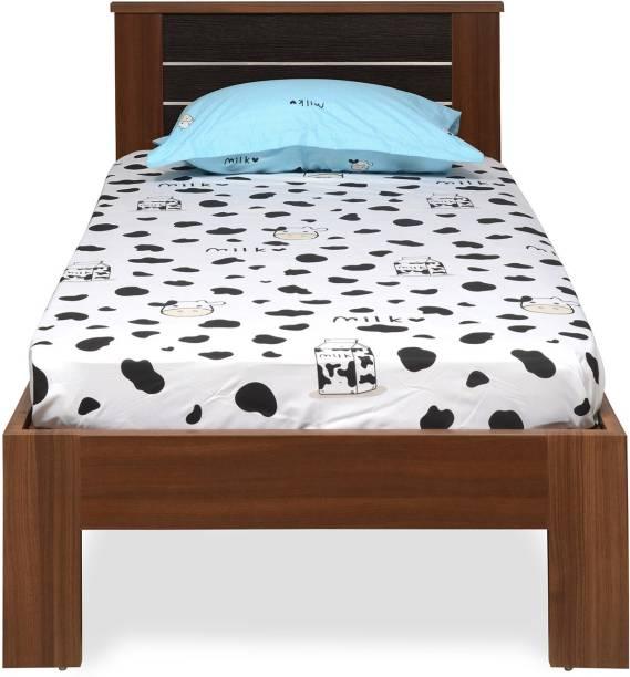 Nilkamal Campus Engineered Wood Single Bed