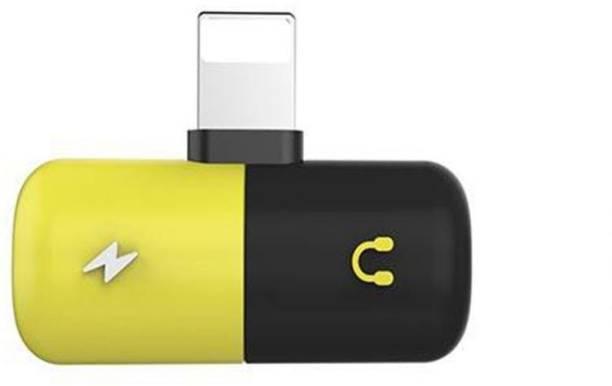 IMMUTABLE Multicolor 2 in 1 Splitter Phone Converter