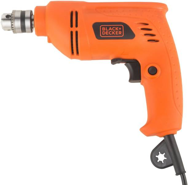 Black & Decker BD65RD-IN Pistol Grip Drill