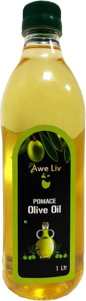 AWELIV POMACE Olive Oil Plastic Bottle