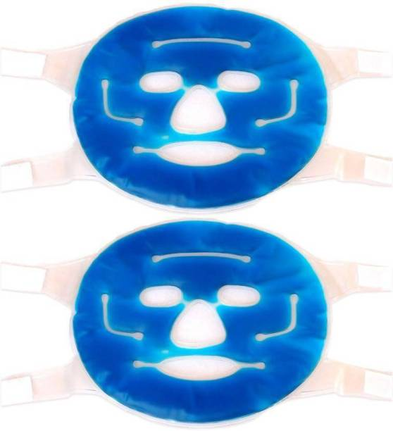 Skylight Anti-Fatigue Cooling Gel Face Mask with Strap | Facial Skin Refresh Face Shaping Mask  Face Shaping Mask