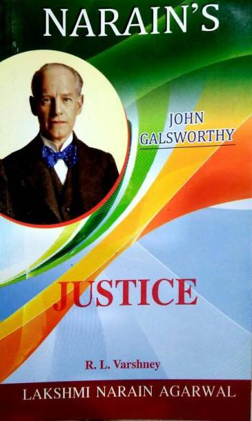 Justice - J. Galsworthy (Text, Critical Study With Hindi)