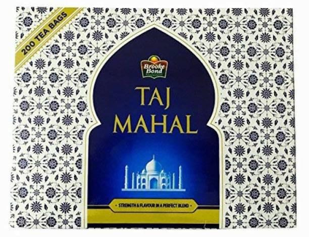 Taj Mahal Flavour Perfect Blend Tea Bags Box