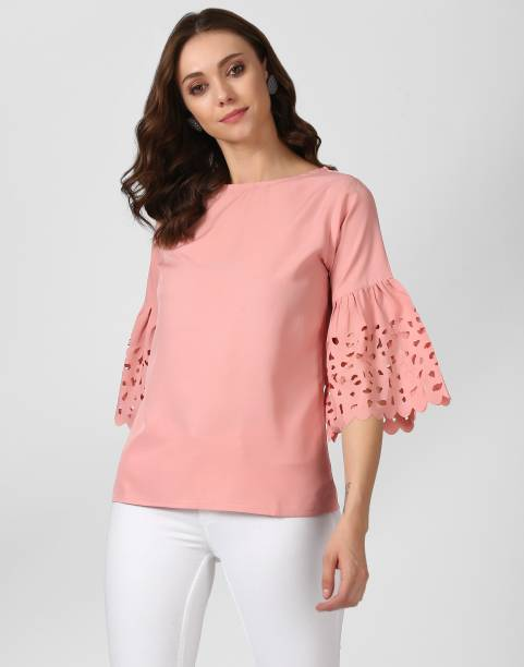 c65c1f64dde9e3 Party Tops - Buy Latest Party Wear Tops Online at Best Prices In ...