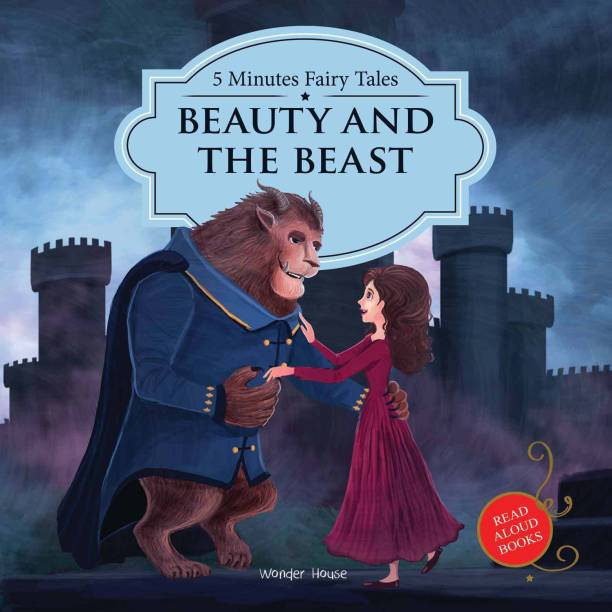 Five Minutes Fairy Tales Beauty and the Beast - By Miss & Chief