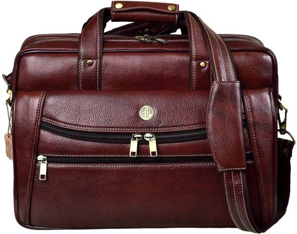 Leather Messenger Bags - Buy Leather Messenger Bags online at Best ... 10787da8e