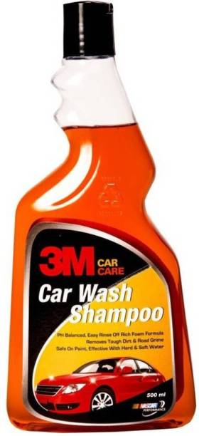 3M 500ml Car Wash Shampoo Car Washing Liquid