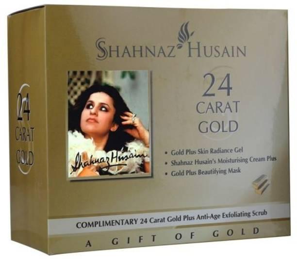 Shahnaz Husain 24 Carat Gold Kit