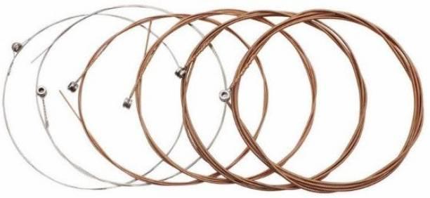 Inditrust Acoustic Alic A-206 String Set 6 STRINGS Guitar String