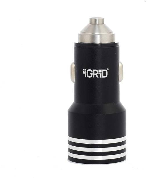iGRiD 4.8 Amp Turbo Car Charger